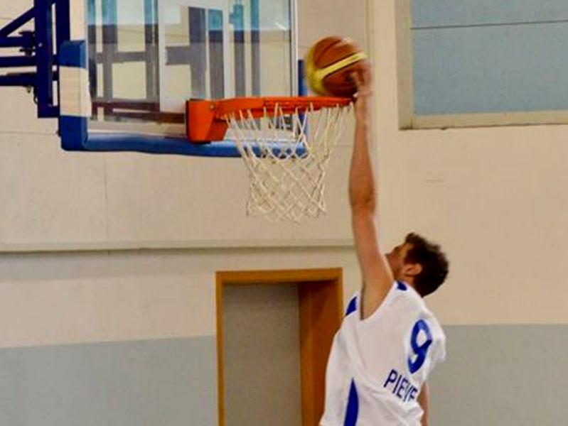 Basket Pieve 94 Brian Carpi 2017
