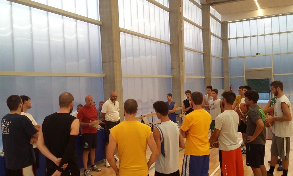 Basket Pieve 94 Raduno D 2017 A