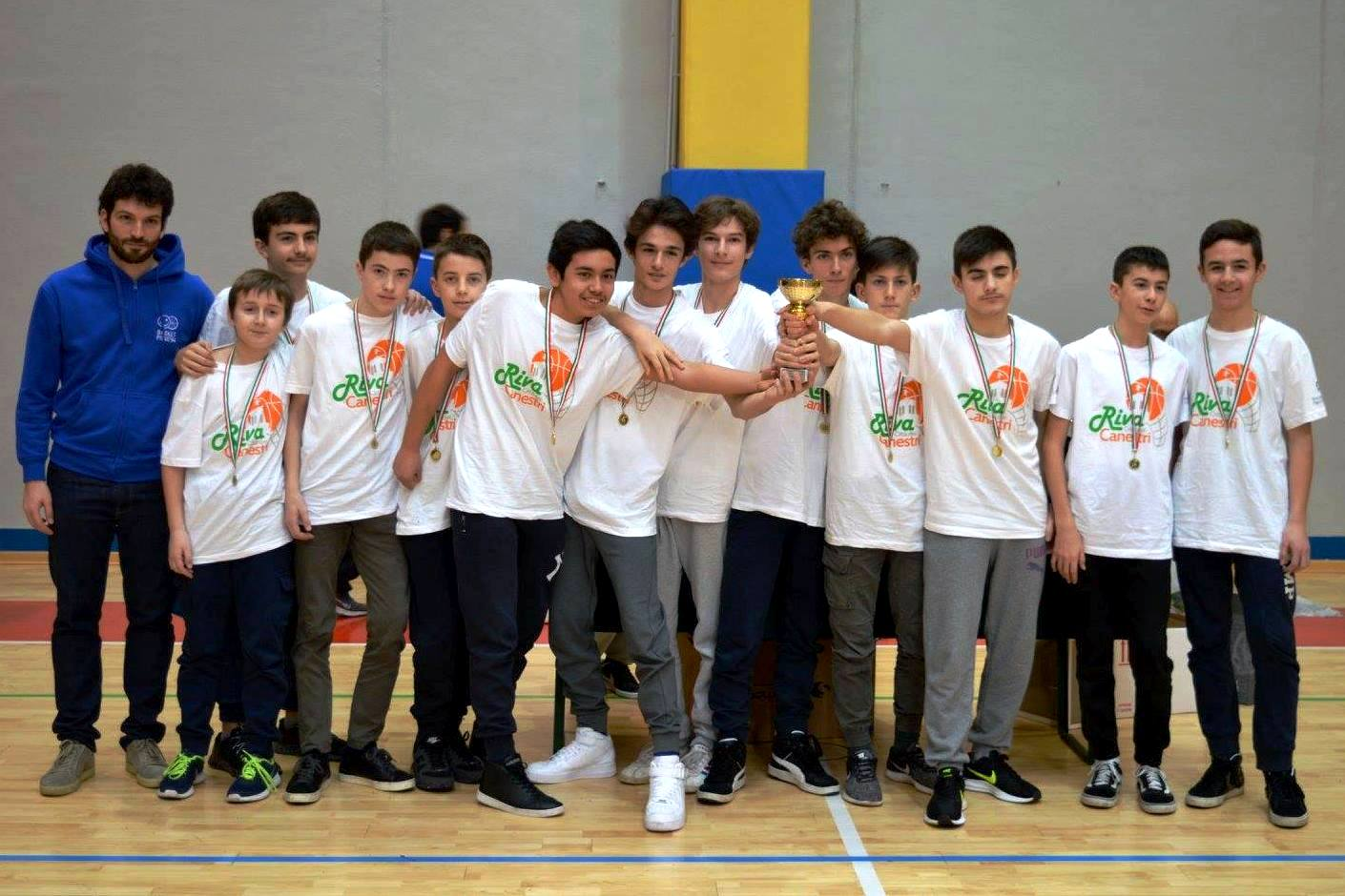 Torneo Riva 2018 Foto Under 14 01