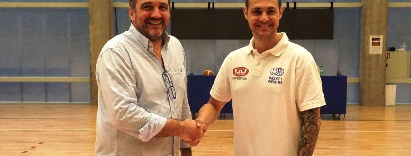 Basket Pieve 94 Rino Cesca Filippo Osellame