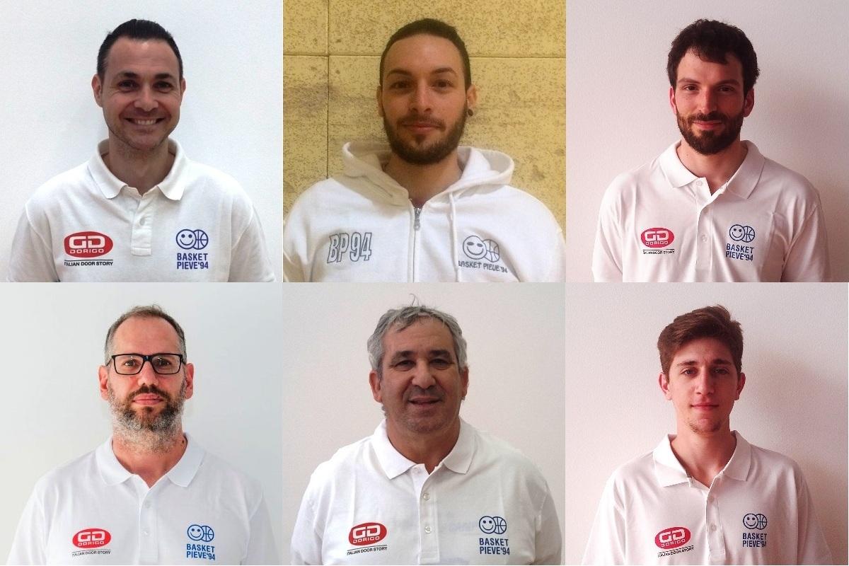 Staff tecnico 2018 2019
