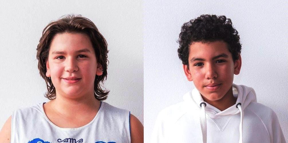 Under 13 Ceneda Lorenzo Zanin Alberto