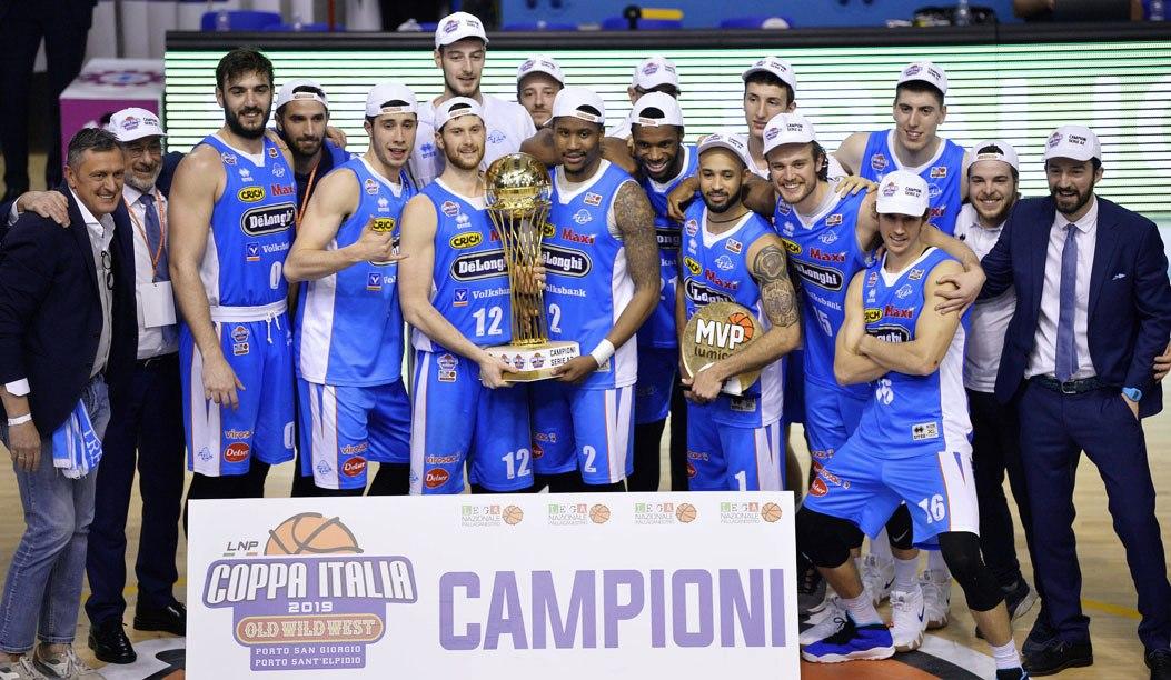 De Longhi Treviso Coppa Italia