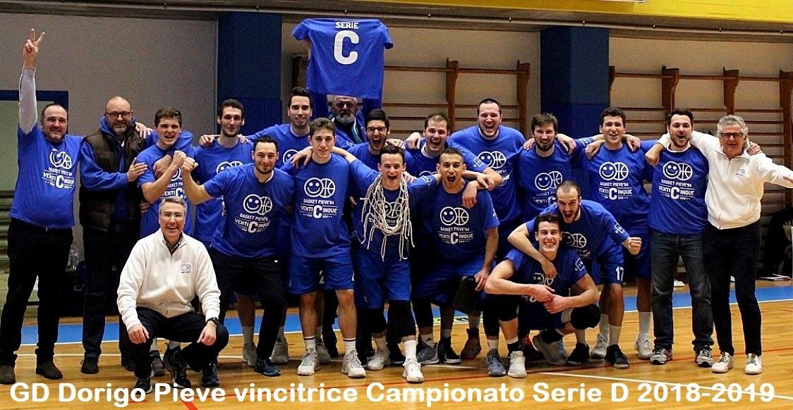 GD Dorigo Pieve Serie C 1